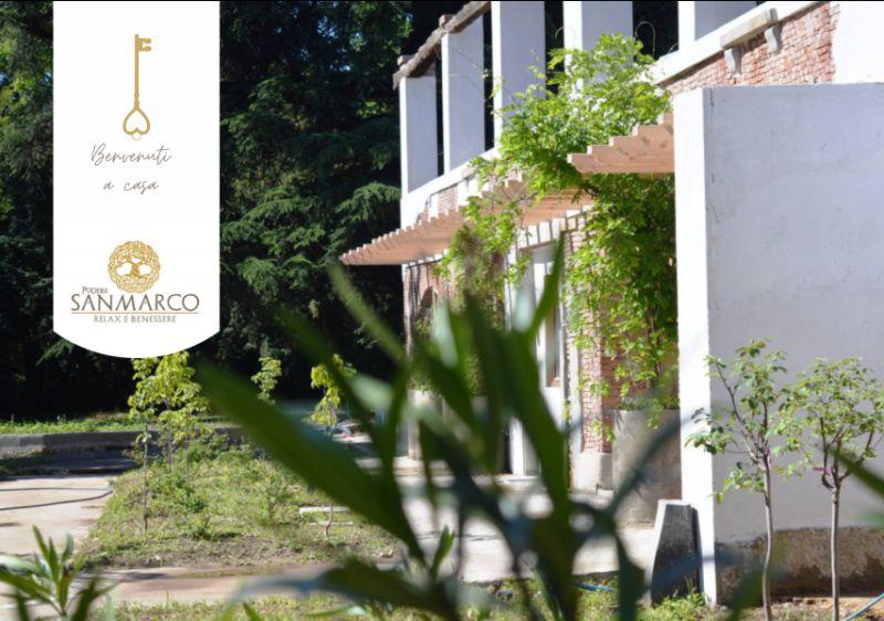PODERE SAN MARCO affitto appartamenti formula personalizzabile trasferte –alloggio turismo sanitario