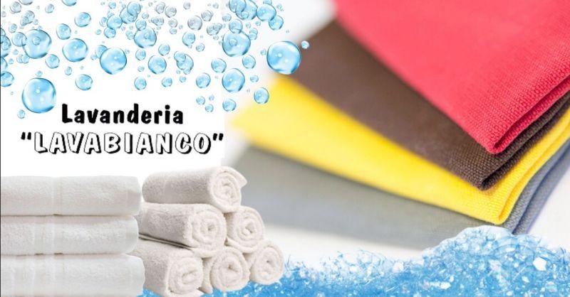 Offerta lavanderia con lavaggio ad acqua - occasione noleggio tovaglie per ristoranti Bologna