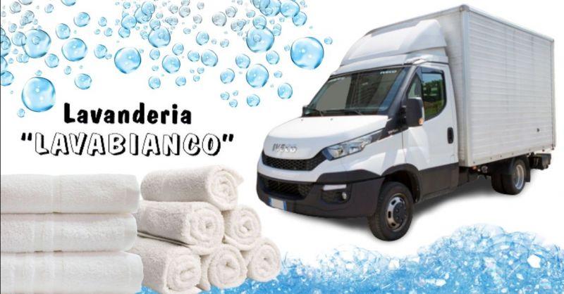LAVABIANCO - Promozione lavanderia professionale con ritiro e consegna a domicilio Bologna