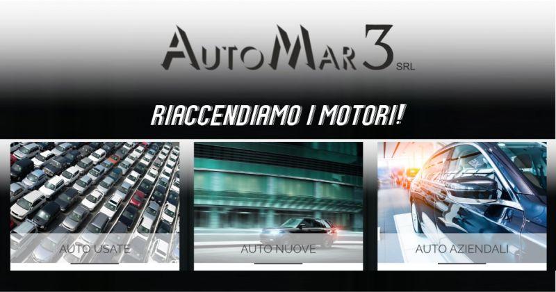 AUTOMAR 3 Oristano - offerta vendita auto nuove e usate multimarca