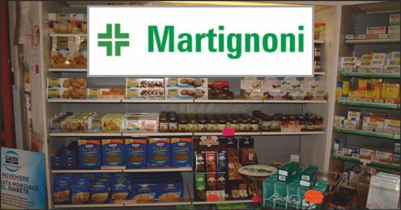 farmacia martignoni offerta prodotti per celiaci - occasione alimenti per diabetici la spezia