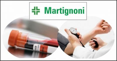 farmacia martignoni offerta analisi del sangue occasione holter fosdinovo