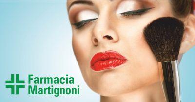 farmacia martignoni offerta cosmetici la spezia occasione trattamenti viso la spezia