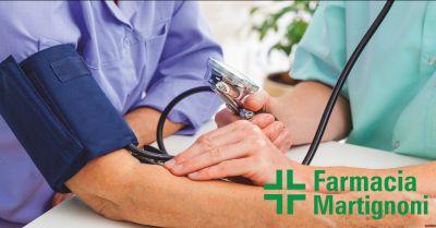 farmacia martignoni offerta prenotazione esami cup occasione misurazione pressione massa
