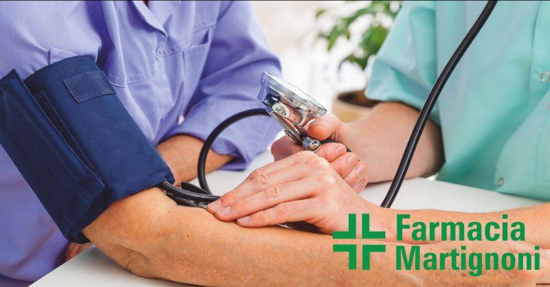 farmacia martignoni offerta prenotazione esami cup - occasione misurazione pressione massa