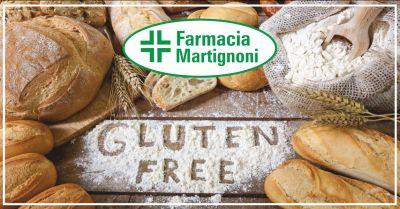 martignoni offerta prodotti senza glutine occasione alimenti per celiaci la spezia
