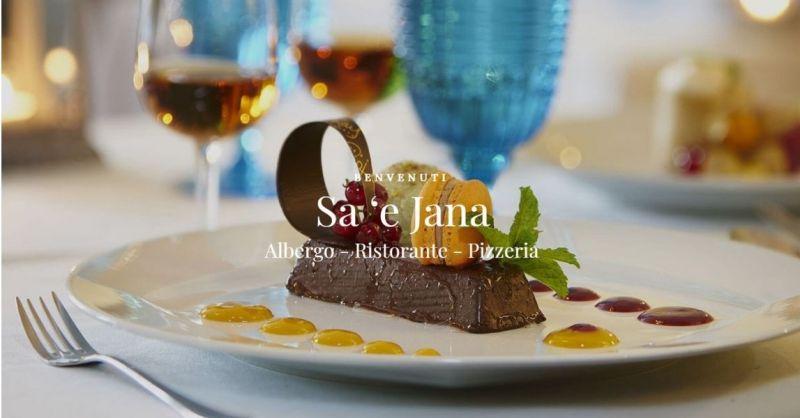 Albergo Ristorante Pizzeria SA'E JANA - Occasione vacanze Sardegna località Orgosolo Barbagia