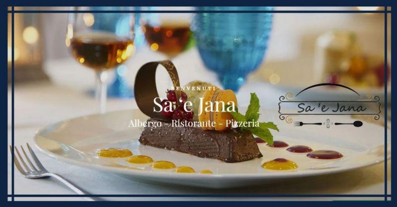 Hôtel Restaurant Pizzeria SA'E JANA - Occasion vacances Sardaigne localité Orgosolo Barbagia