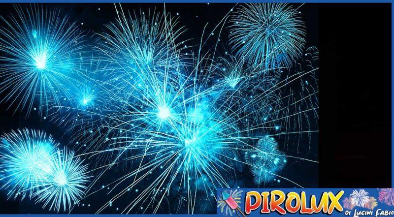 Offerta fuochi d'artificio per compleanni Latina - Promozione vendita fuochi d'artificio Pomezia