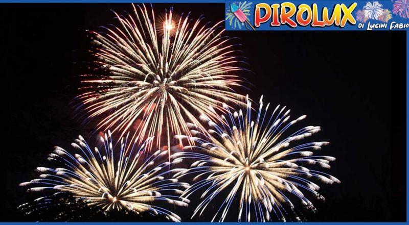 Offerta fuochi d'artificio per cerimonie Pomezia - Promozione spettacoli pirotecnici Roma
