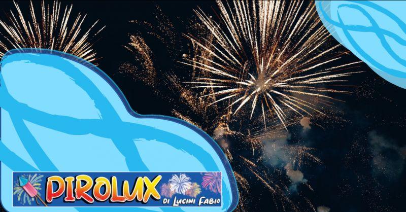 Offerta negozio fuochi d'artificio Aprilia - occasione vendita prodotti pirotecnici Roma