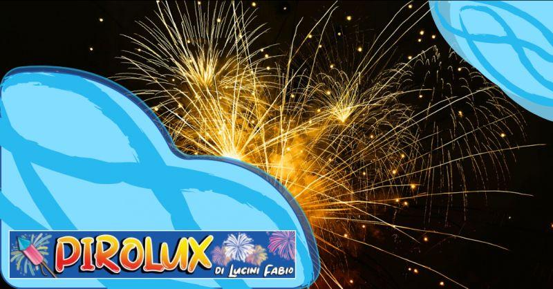 Offerta fuochi d artificio per anniversario Lanuvio - occasione spettacoli pirotecnici Latina