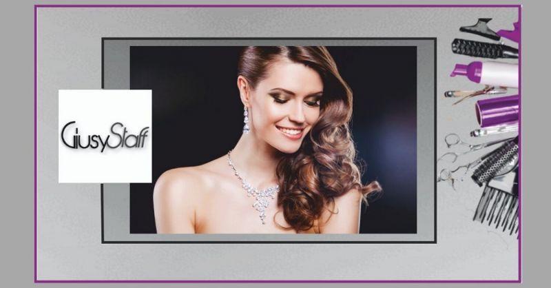 offerta parrucchiere trattamenti per la bellezza e la cura dei capelli Prato - GIUSY STAFF