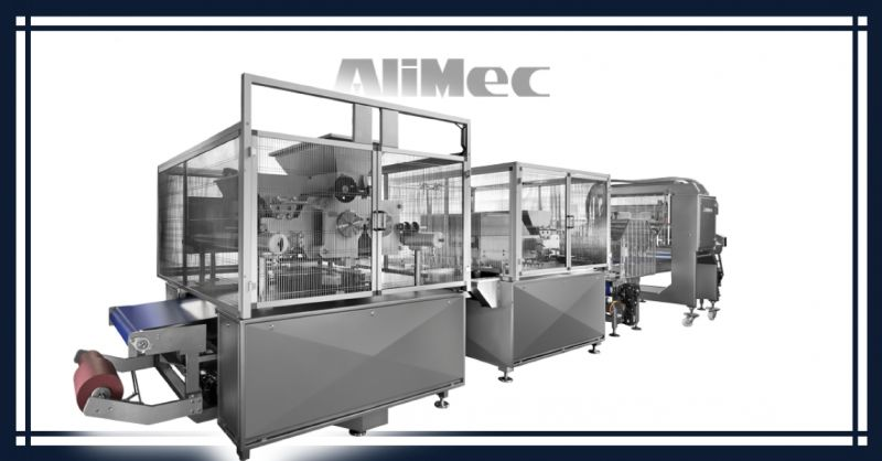 ALIMEC - Italian company offer automatic and semi-automatic systems for biscuit production