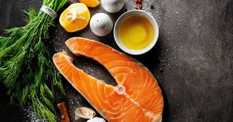 Menu degustazione Salmone Norvegese