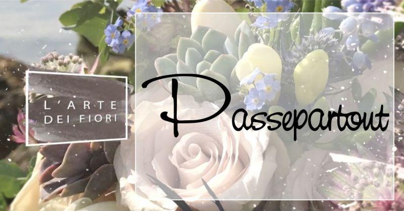 PASSEPARTOUT Sassari - offerta allestimenti floreali eleganti per matrimoni