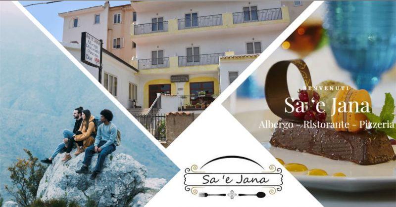 Sa e Jana Orgosolo -  offerta albergo ideale per escursioni nel cuore del Supramonte