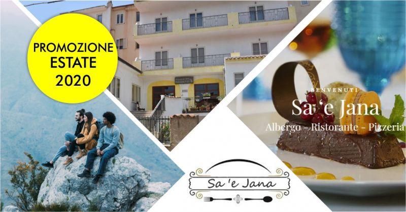 Sa e Jana -  offerta pacchetti vacanza estate 2020 Orgosolo Sardegna