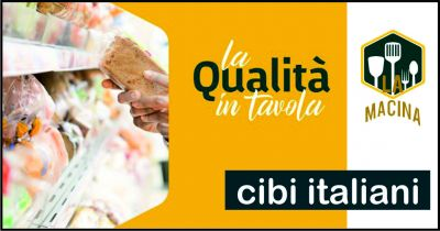 la macina offerta cibi italiani occasione prodotti per intolleranze alimentari imperia