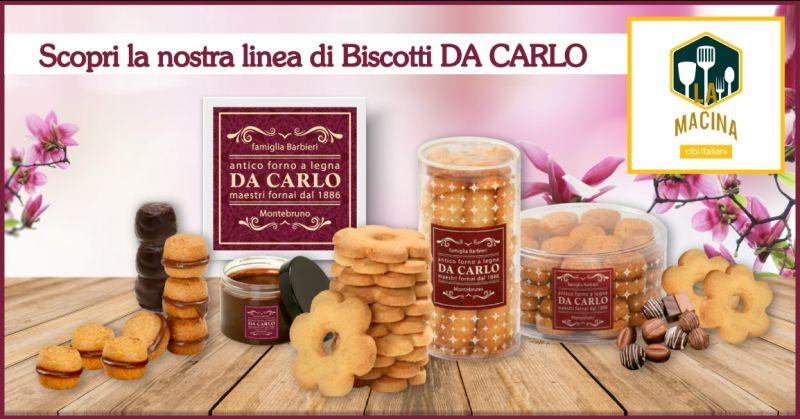 la macina offerta biscotti italiani - occasione biscotti tipici liguri imperia