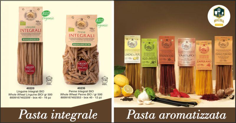 la macina offerta pasta italiana - occasione prodotti tipici italiani imperia