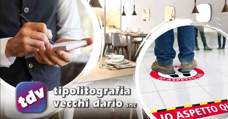 Offerta dispositivi di prevenzione Covid 19 Bologna - Occasione comande per pizzerie ristoranti