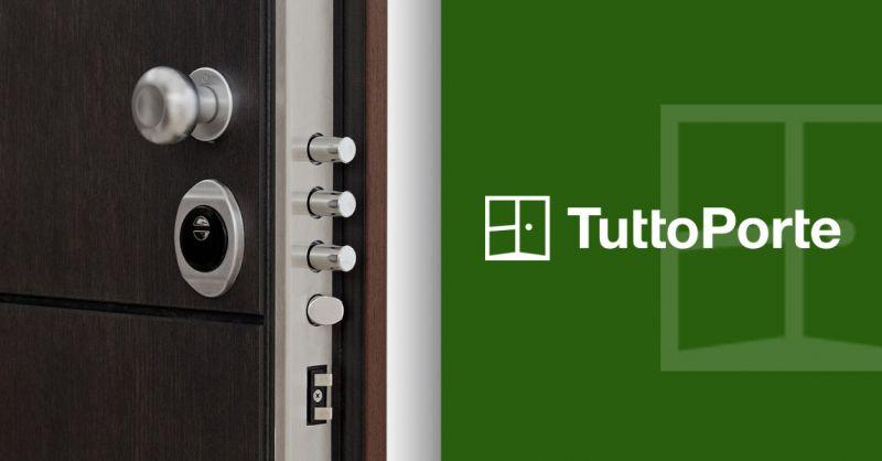 Offerta Vendita Porte Blindate Portali Torino - Occasione Infissi Sistemi di Sicurezza Torino