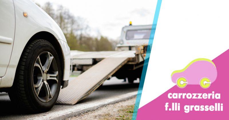 Offerta Revisioniamo la tua auto con il servizio di ritiro e riconsegna a domicilio