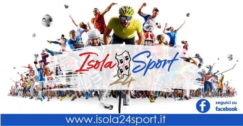 ISOLA 24 SPORT testata giornalistica sportiva online - offerta news campionati Sardegna in tempo reale