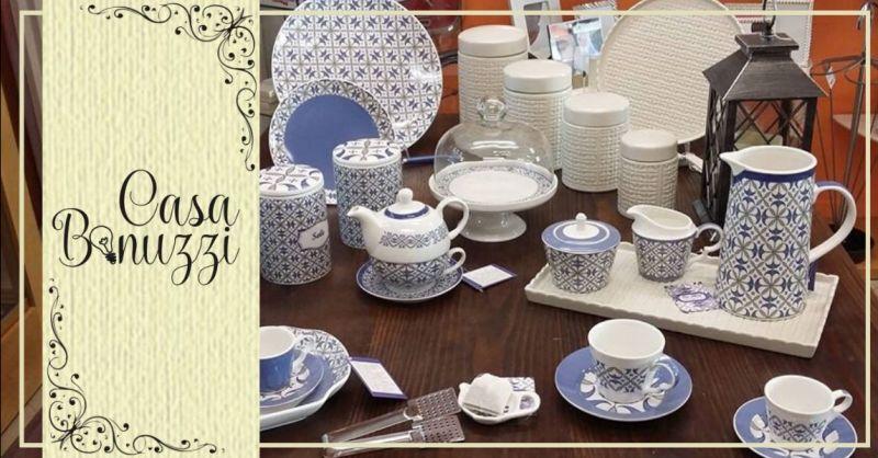 Offerta vendita articoli regalo per la casa - occasione servizio professionale liste nozze Verona