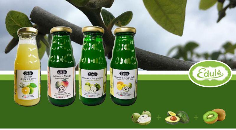 Offerta nettari di frutta Annona e Bergamotto – promozione vendita online succhi e nettari al bergamotto