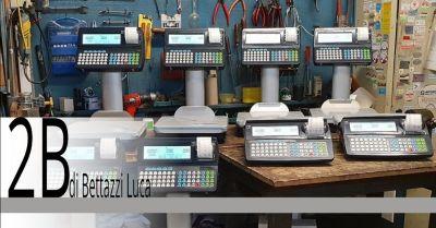offerta vendita assistenza bilance elettroniche prato occasione vendita registratori di cassa telematici toscana