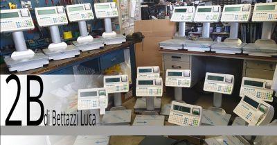 promozione riparazione bilance elettroniche prato offerta vendita bilance professionali prato