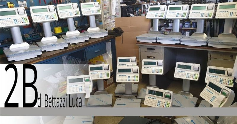 Promozione riparazione bilance elettroniche Prato - offerta vendita bilance professionali Prato