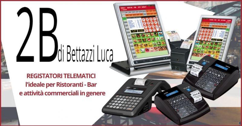 occasione vendita assistenza registratori di cassa Prato - 2B di Bettazzi Luca