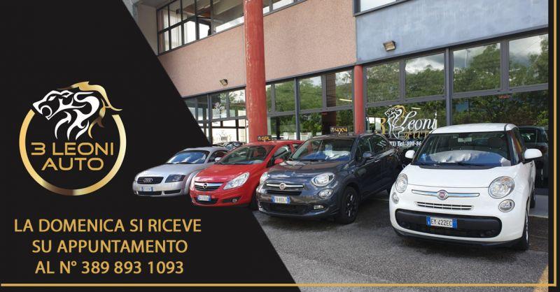 Offerta Auto Usato Garantito Thiene - Occasione Automobili Utilitarie Fiat Usate Vicenza