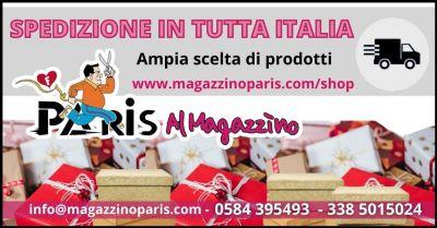 occasione acquisti on line con spedizioni in tutta italia magazzino paris