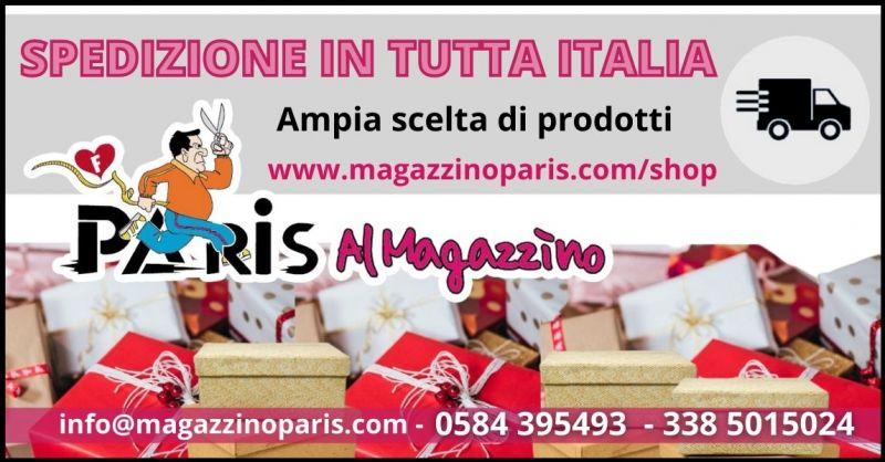 occasione acquisti on line con spedizioni in tutta Italia - MAGAZZINO PARIS