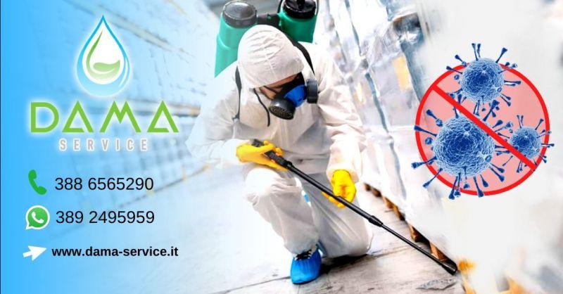 Offerta servizio di disinfezione Napoli - occasione ditta specializzata in sanificazione Napoli