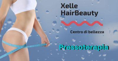 promozione pressoterapia e bendaggi drenanti anticellulite xelle centro bellezza