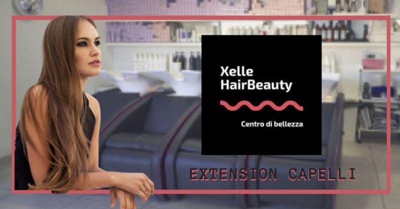 promozione extension capelli per allungamento e infoltimento - XELLE HAIR BEAUTY