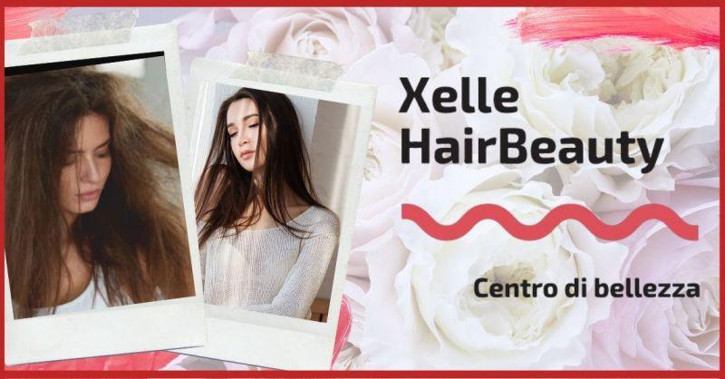 promozione trattamento anticrespo per capelli e trattamento cheratina per capelli