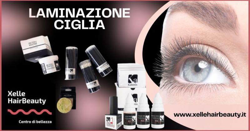 offerta laminazione e allungamento ciglia Livorno - X-ELLE HAIR BEAUTY