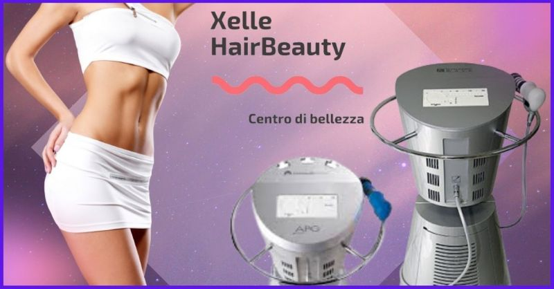offerta Dynamic Wave trattamenti per la riduzione della cellulite Livorno - X ELLE HAIR BEAUTY