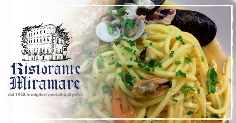 Offerta ristorante specialità pesce fresco - occasione ristorante con servizio catering Chieti