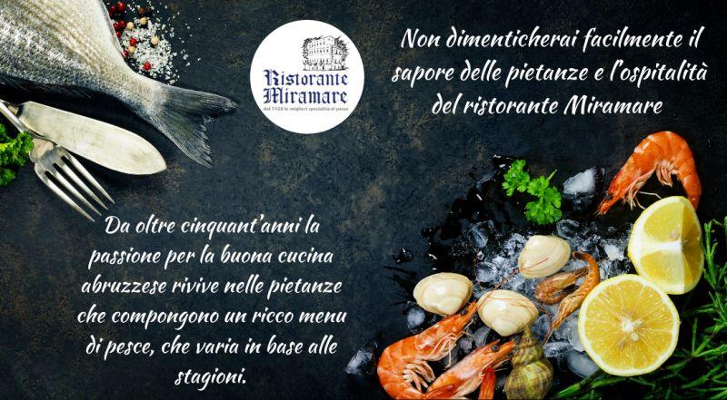 Occasione ristorante tipico Abruzzese a Chieti – offerta ristirante con pesce fresco a Chieti