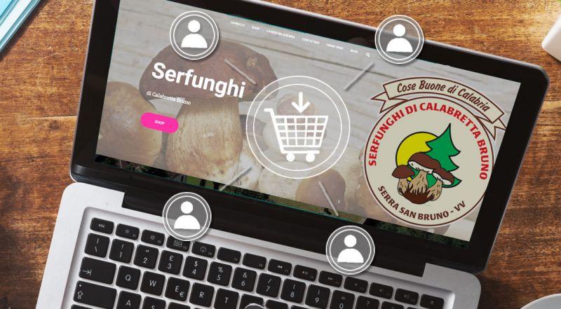 Serfunghi - Offerta vendita online prodotti tipici Calabresi – promozione vendita online funghi freschi e  secchi