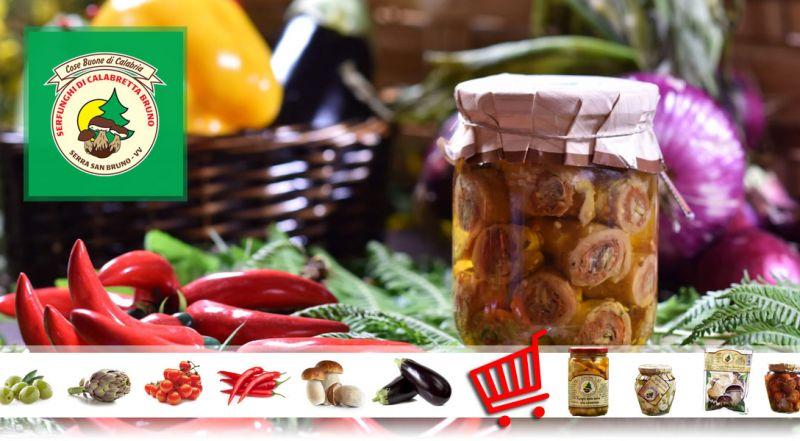Serfunghi - Offerta online prodotti tipici Calabresi – promozione shop online prodotti tipici Calabresi
