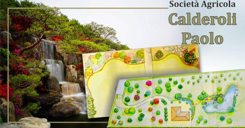 Offerta Progettazione Aree Verdi e Giardini - Occasione realizzazione e Manutenzione Aree Verdi e Parchi
