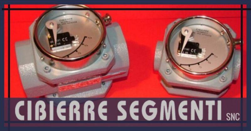 CIBIERRE SEGMENTI SNC - Italienisches Unternehmen, das Durchflussmesser herstellt